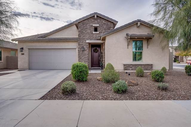 1423 E Canary Drive, Gilbert, AZ 85297 (MLS #6011179) :: The Kenny Klaus Team
