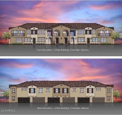 155 N Lakeview Boulevard #134, Chandler, AZ 85225 (MLS #6011185) :: The Kenny Klaus Team