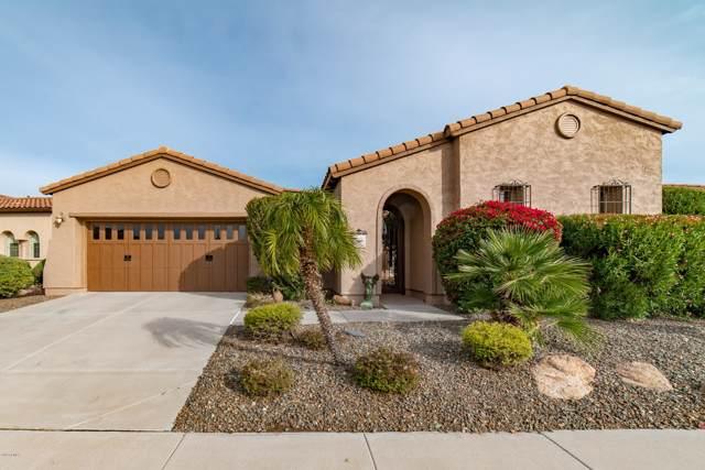 12434 W Bajada Road, Peoria, AZ 85383 (MLS #6011191) :: Long Realty West Valley