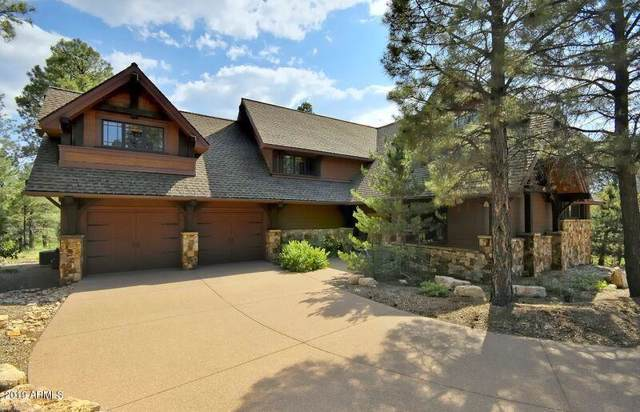 1695 E Mossy Oak Court, Flagstaff, AZ 86005 (MLS #6011194) :: The Kenny Klaus Team