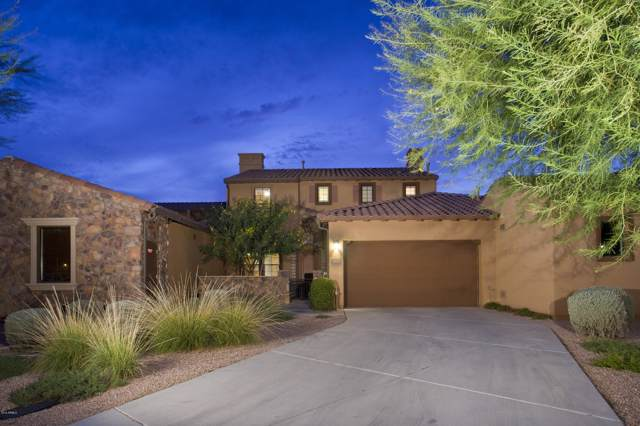 20750 N 87TH Street #1023, Scottsdale, AZ 85255 (MLS #6011212) :: The W Group