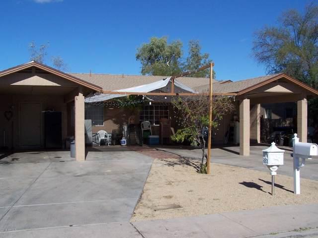 412 E Vine Avenue, Mesa, AZ 85204 (MLS #6011224) :: The Kenny Klaus Team