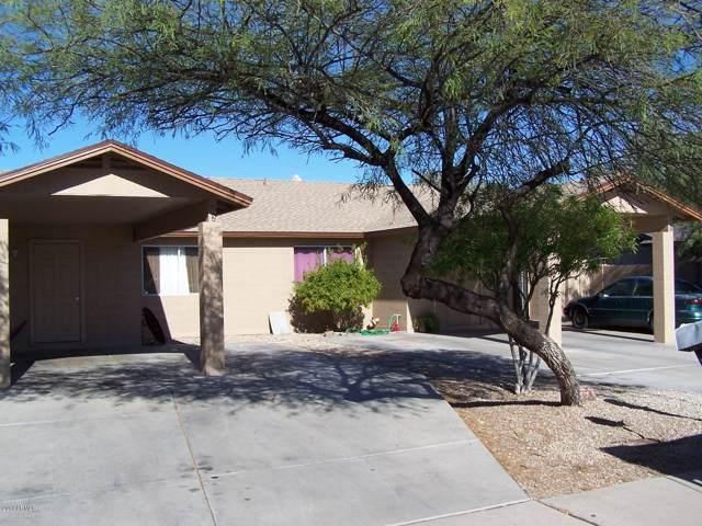 422 E Vine Avenue, Mesa, AZ 85204 (MLS #6011229) :: Kepple Real Estate Group