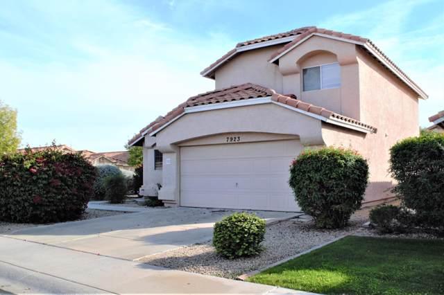 7923 W Shaw Butte Drive, Peoria, AZ 85345 (MLS #6011232) :: The Kenny Klaus Team