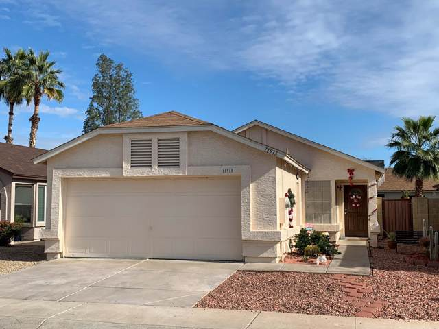 11915 N 74TH Lane, Peoria, AZ 85345 (MLS #6011233) :: The Property Partners at eXp Realty
