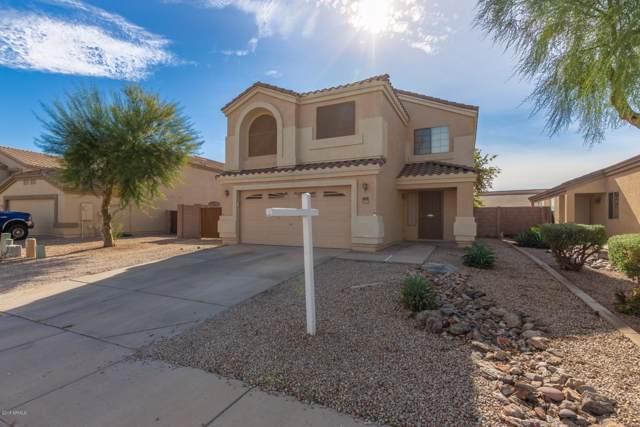 2473 W Tanner Ranch Road, Queen Creek, AZ 85142 (MLS #6011236) :: Brett Tanner Home Selling Team