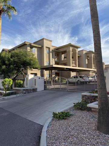 7609 E Indian Bend Road #3006, Scottsdale, AZ 85250 (MLS #6011252) :: The Everest Team at eXp Realty