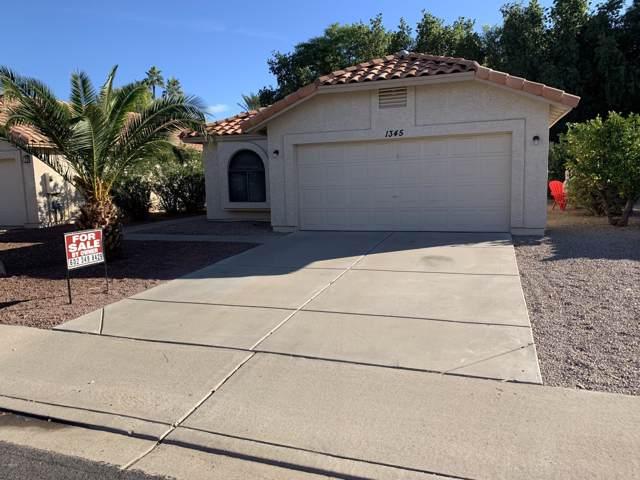 1345 S Quinn, Mesa, AZ 85206 (MLS #6011253) :: Kepple Real Estate Group