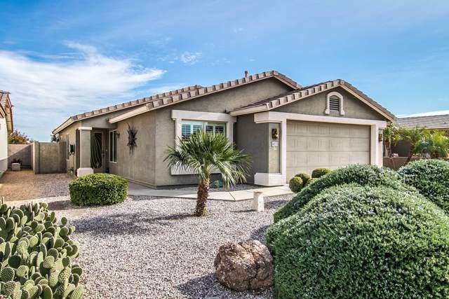6327 S Pinaleno Place, Chandler, AZ 85249 (MLS #6011254) :: Kepple Real Estate Group