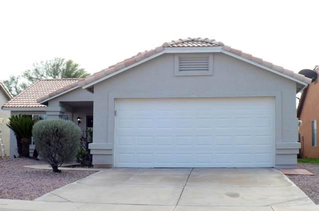 443 E Monterey Street, Chandler, AZ 85225 (MLS #6011284) :: neXGen Real Estate