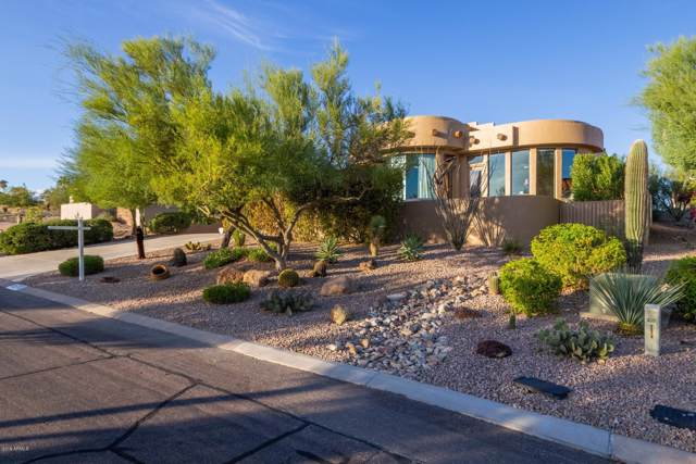 15710 E Sycamore Drive, Fountain Hills, AZ 85268 (MLS #6011306) :: Brett Tanner Home Selling Team