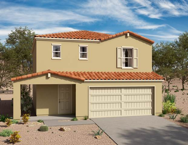 807 W Raymond Street, Coolidge, AZ 85128 (MLS #6011308) :: The Garcia Group