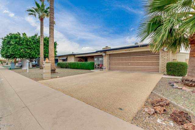 6657 E Ellis Street, Mesa, AZ 85205 (MLS #6011320) :: The W Group