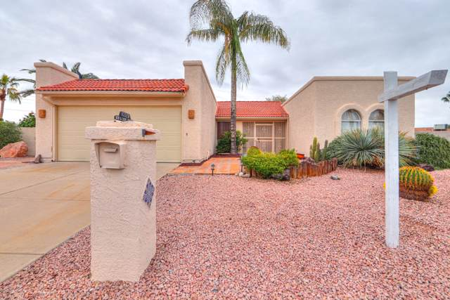 10329 E Silvertree Court, Sun Lakes, AZ 85248 (MLS #6011327) :: Kepple Real Estate Group