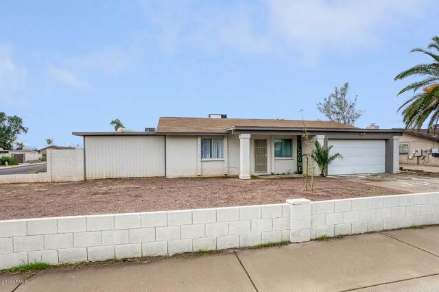 901 W Michelle Drive, Phoenix, AZ 85023 (MLS #6011336) :: Riddle Realty Group - Keller Williams Arizona Realty