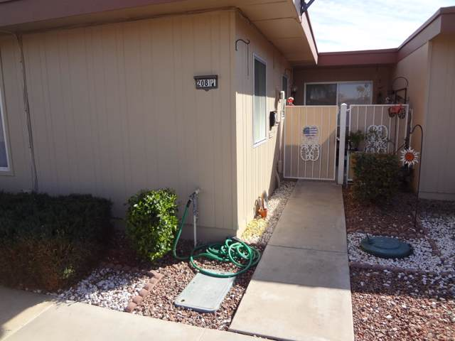 13208 N 98TH Avenue P, Sun City, AZ 85351 (MLS #6011345) :: The Laughton Team