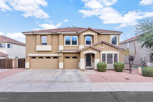 1310 E Milada Drive, Phoenix, AZ 85042 (MLS #6011349) :: The Kenny Klaus Team