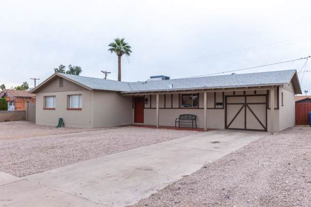 3020 N 42ND Avenue, Phoenix, AZ 85019 (MLS #6011353) :: Cindy & Co at My Home Group
