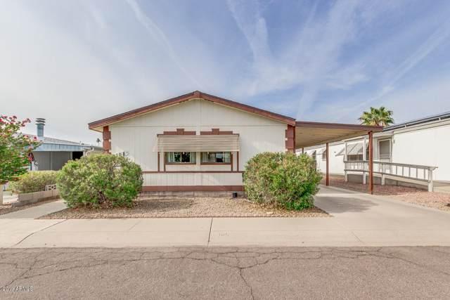 11275 N 99TH Avenue #108, Peoria, AZ 85345 (MLS #6011369) :: Kepple Real Estate Group