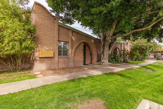 4410 E Hubbell Street #73, Phoenix, AZ 85008 (MLS #6011399) :: Keller Williams Realty Phoenix