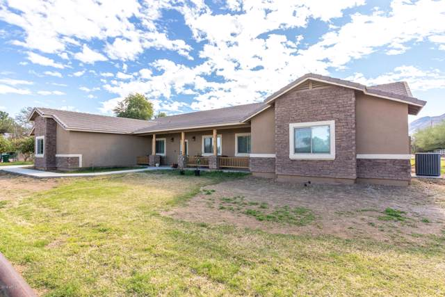 17707 E Stacey Road, Queen Creek, AZ 85142 (MLS #6011405) :: The Property Partners at eXp Realty