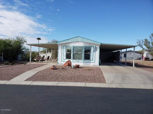 3814 N Kansas Avenue, Florence, AZ 85132 (MLS #6011410) :: Arizona Home Group
