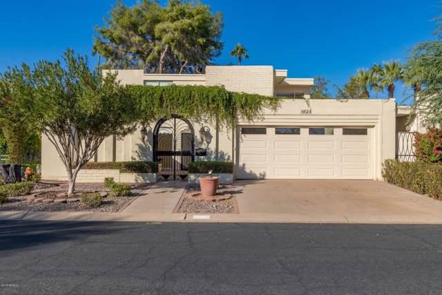 8614 E Mackenzie Drive, Scottsdale, AZ 85251 (MLS #6011414) :: Lucido Agency