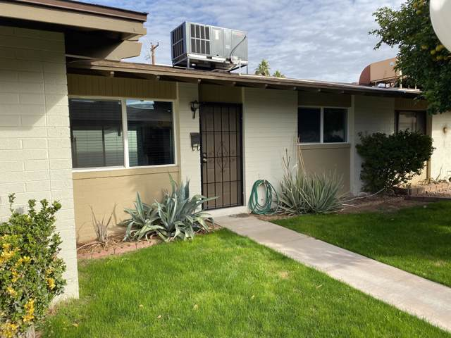 6721 E Mcdowell Road D324, Scottsdale, AZ 85257 (MLS #6011417) :: The Everest Team at eXp Realty