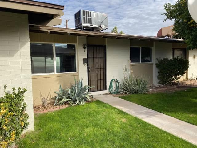 6721 E Mcdowell Road D324, Scottsdale, AZ 85257 (MLS #6011417) :: Revelation Real Estate