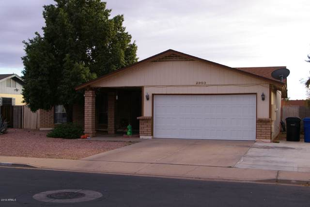 2903 E Dragoon Avenue, Mesa, AZ 85204 (MLS #6011442) :: Yost Realty Group at RE/MAX Casa Grande
