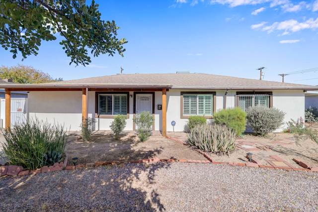 1110 W Missouri Avenue, Phoenix, AZ 85013 (MLS #6011444) :: Brett Tanner Home Selling Team