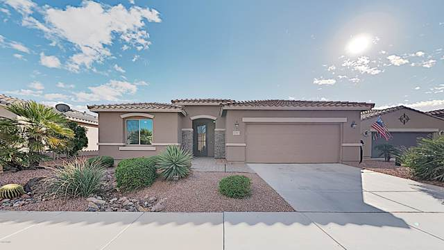 42969 W Kingfisher Drive, Maricopa, AZ 85138 (MLS #6011447) :: The Laughton Team