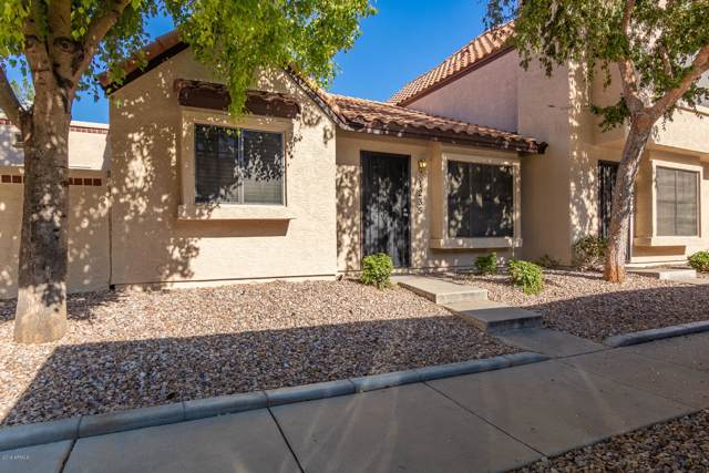 921 W University Drive #1235, Mesa, AZ 85201 (MLS #6011450) :: The Kenny Klaus Team
