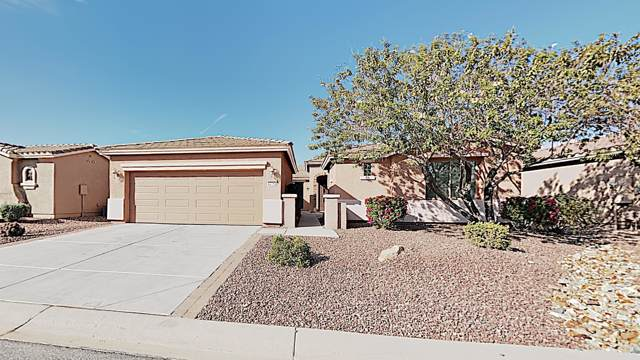 42764 W Ocean Breeze Drive, Maricopa, AZ 85138 (MLS #6011454) :: The Laughton Team