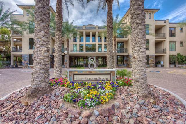 8 E Biltmore Estate #119, Phoenix, AZ 85016 (MLS #6011466) :: Nate Martinez Team