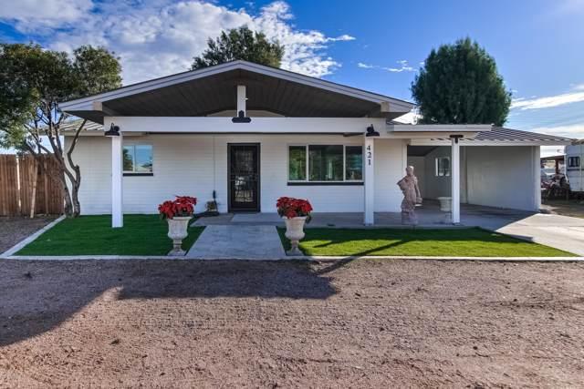 421 N 98TH Street, Mesa, AZ 85207 (MLS #6011467) :: Yost Realty Group at RE/MAX Casa Grande