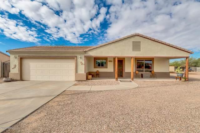 14742 S Overfield Road, Arizona City, AZ 85123 (MLS #6011471) :: Riddle Realty Group - Keller Williams Arizona Realty