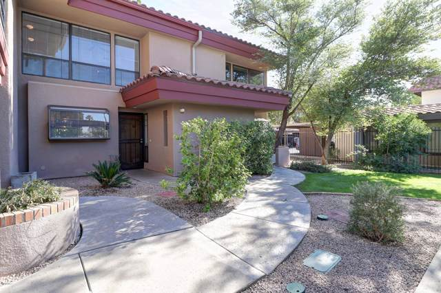 4327 N 28TH Street #103, Phoenix, AZ 85016 (MLS #6011476) :: Revelation Real Estate