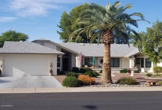 19532 N 141ST Avenue, Sun City West, AZ 85375 (MLS #6011486) :: The W Group