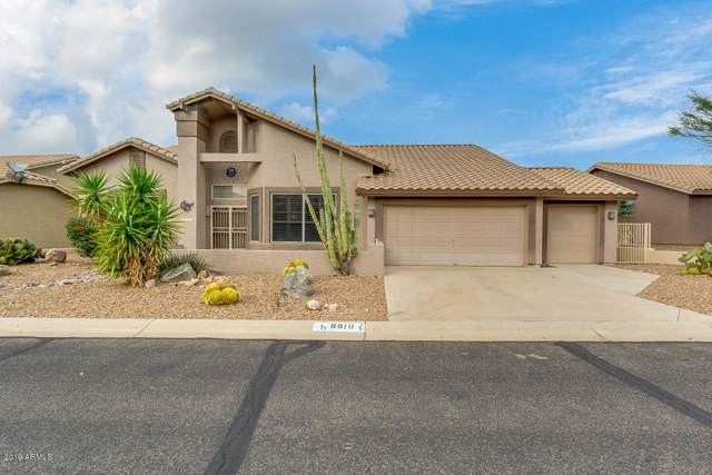 8910 E Brittle Bush Road, Gold Canyon, AZ 85118 (MLS #6011494) :: The C4 Group