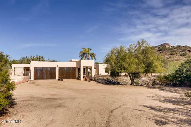 7131 N Quartz Mountain Road, Paradise Valley, AZ 85253 (MLS #6011501) :: The W Group