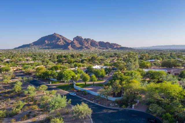 4645 E Quartz Mountain Road, Paradise Valley, AZ 85253 (MLS #6011505) :: The W Group