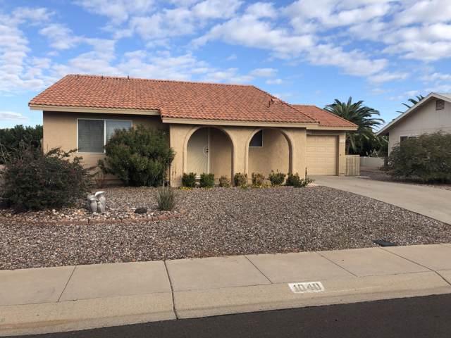 1040 Leisure World, Mesa, AZ 85206 (MLS #6011508) :: The W Group