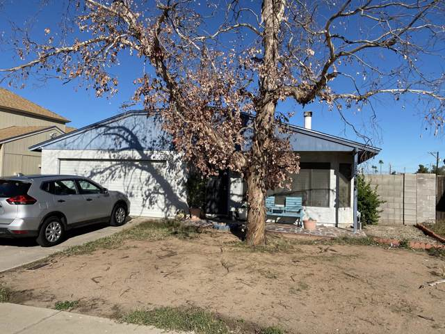 8704 W Jefferson Street, Peoria, AZ 85345 (MLS #6011510) :: The Kenny Klaus Team