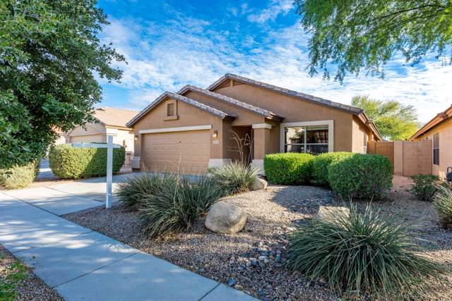 20901 N 38TH Street, Phoenix, AZ 85050 (MLS #6011529) :: The Everest Team at eXp Realty