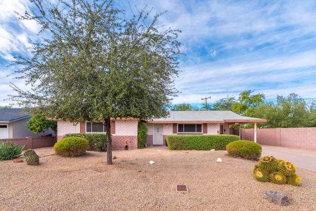 4620 N Miller Road, Scottsdale, AZ 85251 (MLS #6011560) :: Conway Real Estate