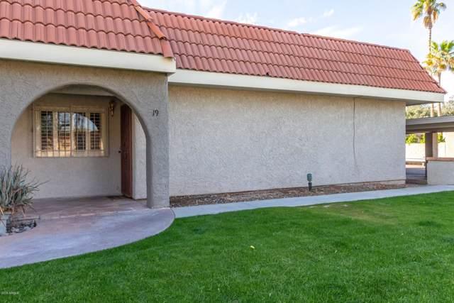 1650 N 87TH Terrace #19, Scottsdale, AZ 85257 (MLS #6011579) :: Revelation Real Estate
