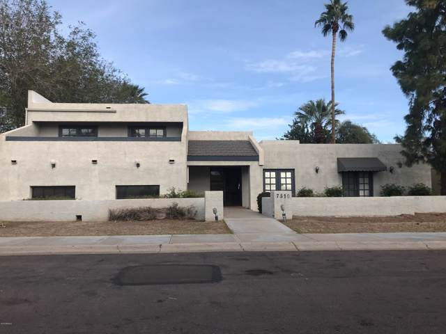 7510 E 1ST Street, Scottsdale, AZ 85251 (MLS #6011610) :: The Kenny Klaus Team