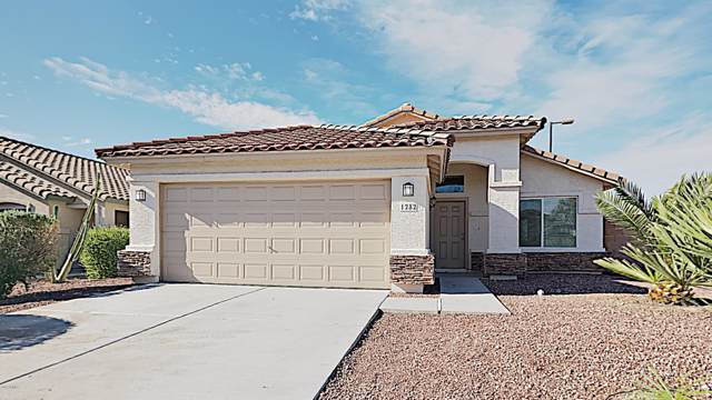 1282 S 220TH Drive, Buckeye, AZ 85326 (MLS #6011615) :: The Kenny Klaus Team