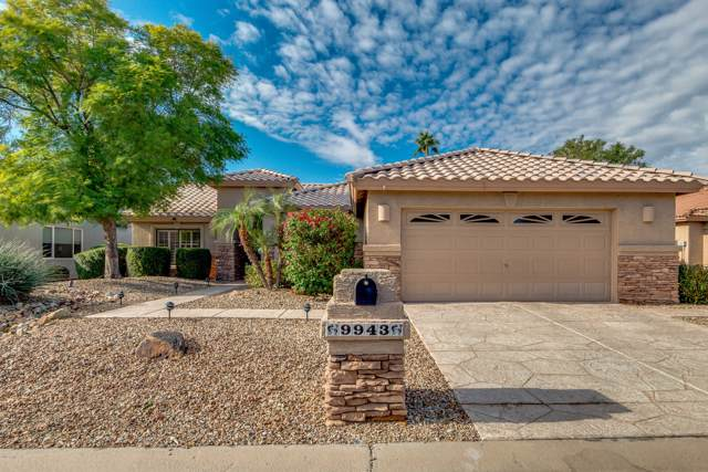 9943 E Sunridge Drive, Sun Lakes, AZ 85248 (MLS #6011617) :: The W Group